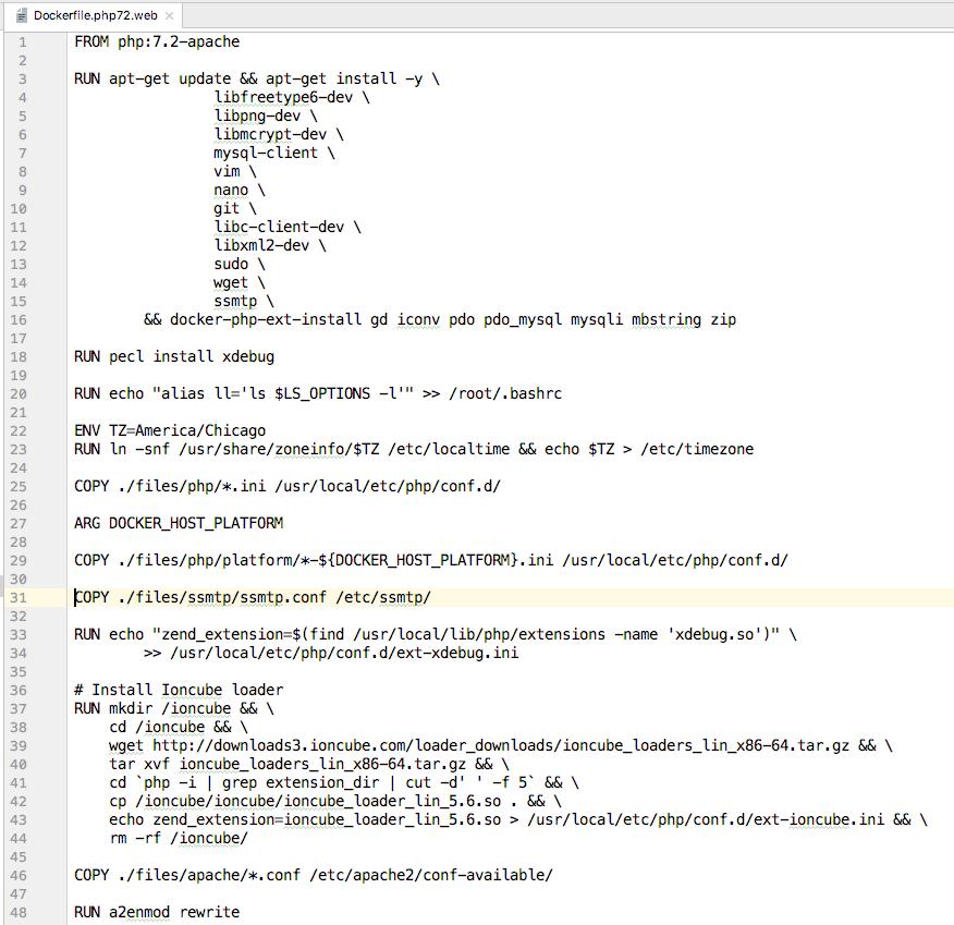 Leveraging Docker-Compose for Local Dev Environment | WHMCS Blog